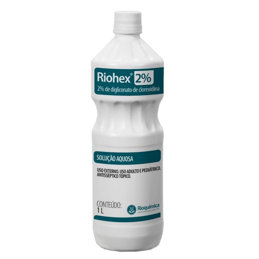Clorexidina 2% aquosa