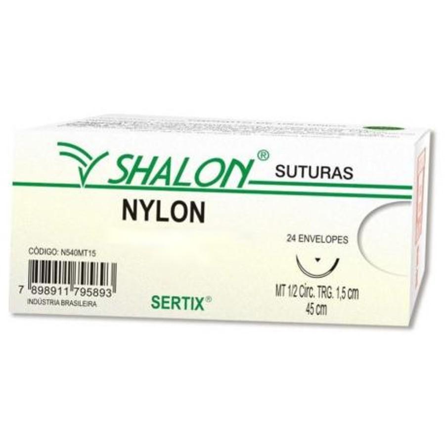 Fio de Sutura Nylon