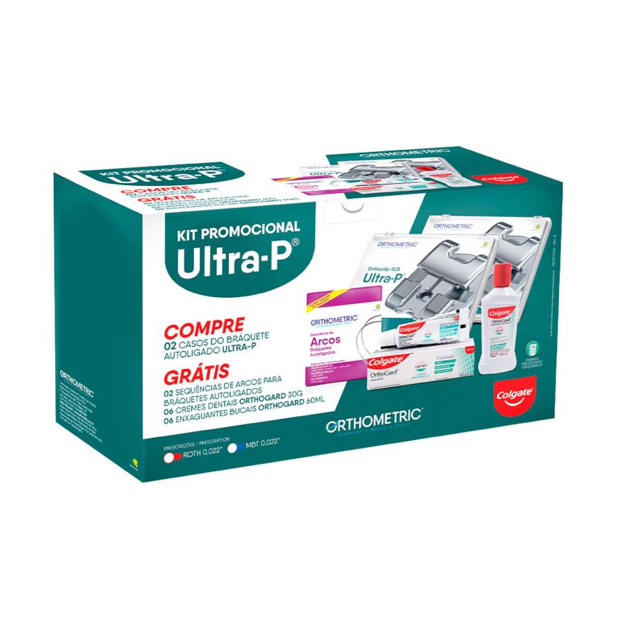 Bráquete de Aço Autoligado Ultra-P Roth 022