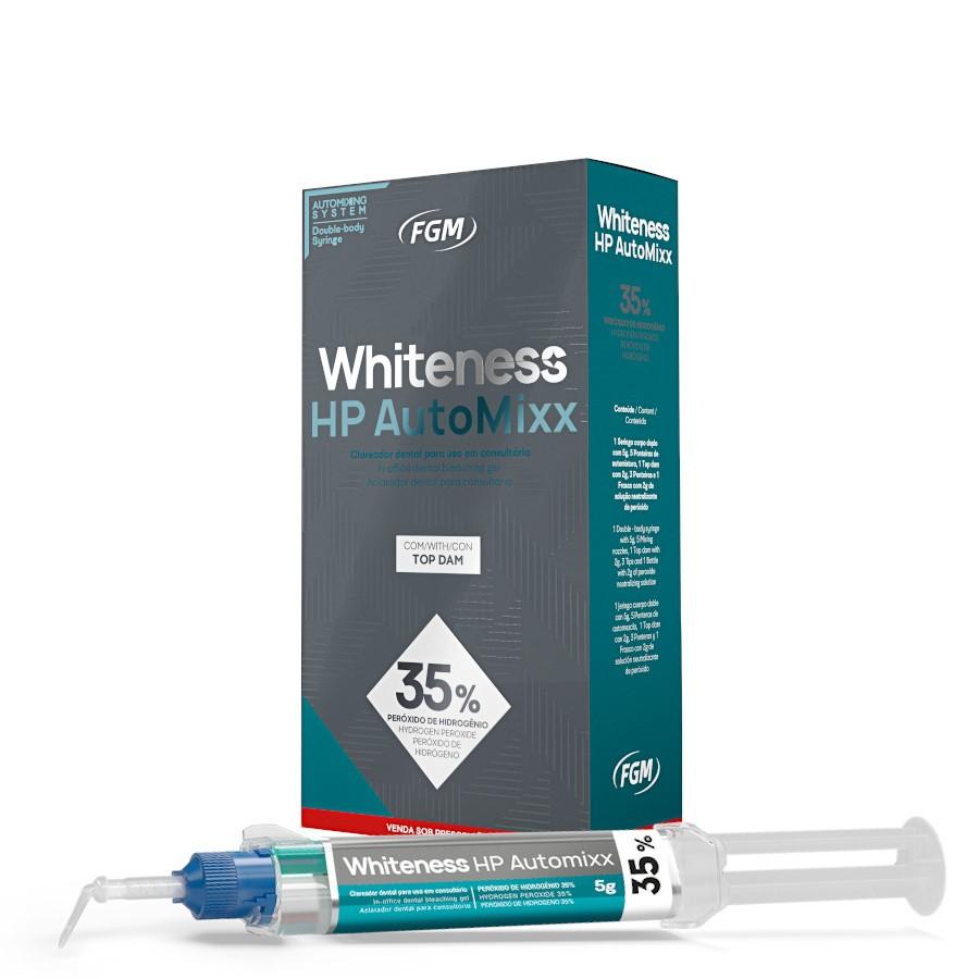 Clareador Whiteness HP Automixx 35%