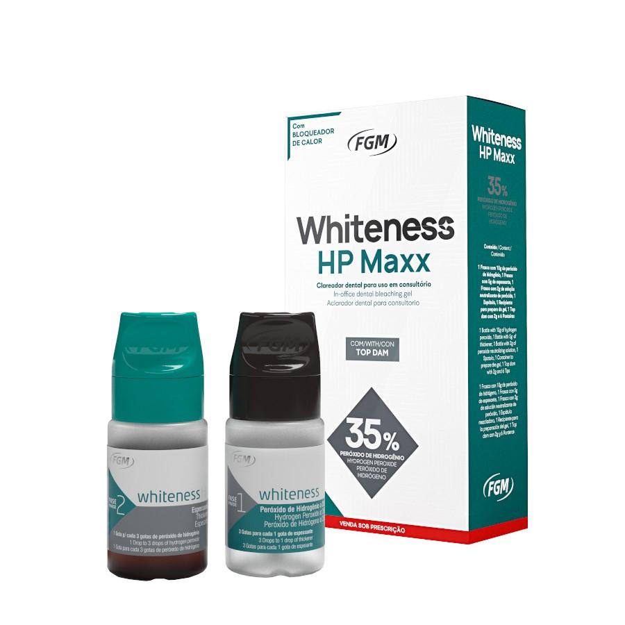 Clareador Whiteness HP Maxx